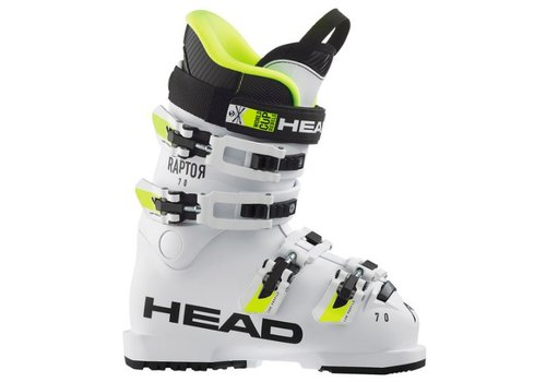 HEAD Head Jr Raptor 70 RS Ski Boot White - (17/18)