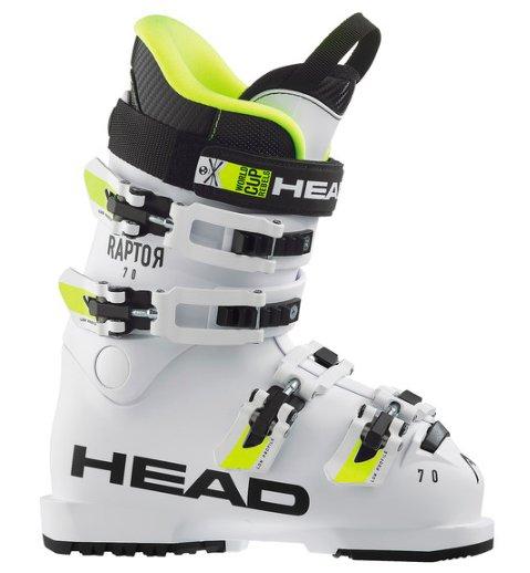 HEAD Head Jr Raptor 70 RS Ski Boot White - (17/18)