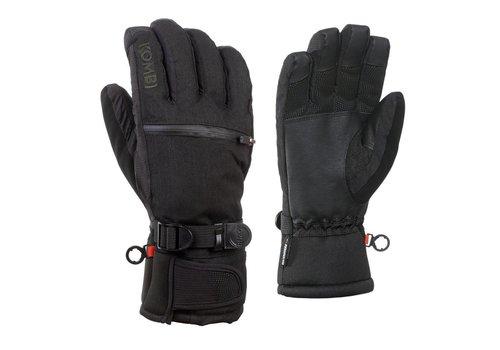 KOMBI Kombi The Freerider Ladies Glove 100 Black - (17/18)