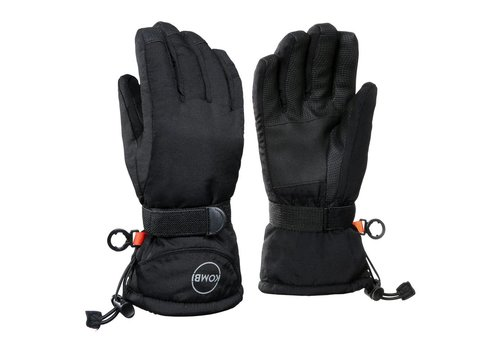 KOMBI Kombi The Basic Junior Glove 100 Black - (17/18)
