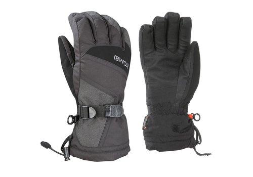 KOMBI Kombi The Original Mens Glove 4279 Black-Black Denim - (17/18)