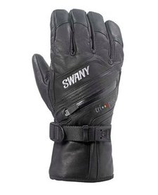 Swany Mens X-Clusive Glove Black -001 (17/18)