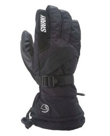 Swany Mens X-Over Glove Black -001 (17/18)
