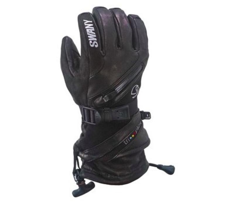 Swany Womens X-Cell II Glove Black -001