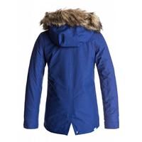 Roxy Jr Tribe Girl Jacket Sodalite Blue -Byb0 (17/18)