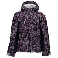 Spyder Girls Hottie Jacket 423 Baltic Geo Print/Frontier - (17/18)