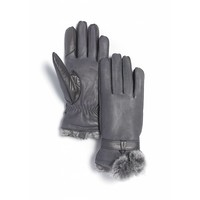 Brume Womens Whistler Glove Grey -37 (17/18)