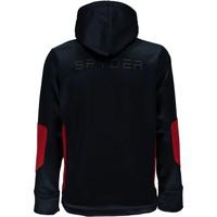 Spyder Boys Marvel Riot Full Zip Hoody 402 Frontier/Captain - (17/18)