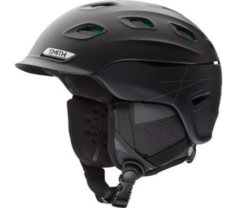 Smith Vantage Helmet Matte Black - (16/17)