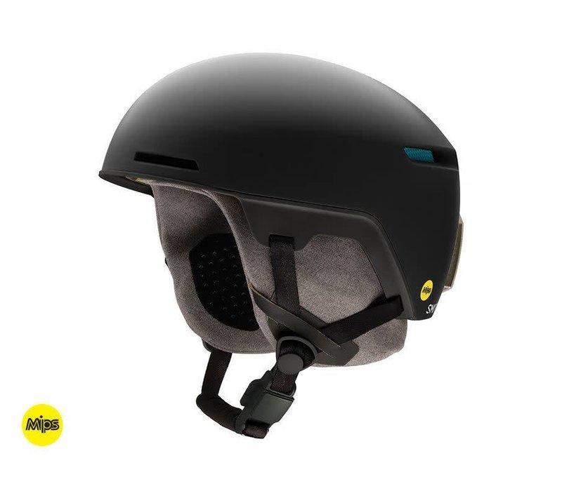 Smith Mens Code-Mips Helmet Matte Black - (17/18)
