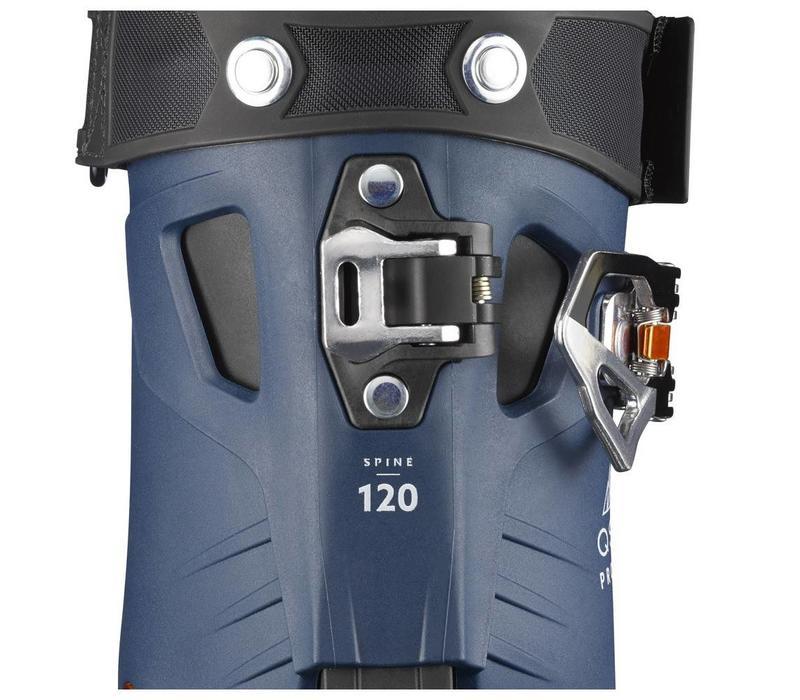 Salomon Mens Qst Pro 120 Ski Boot Petrol-Blk Mn - (17/18)