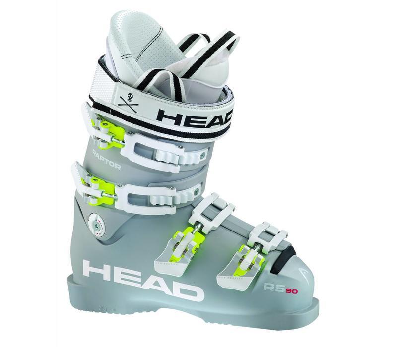Head Womens Raptor 90 Rs W Ski Boot Grey - (16/17)