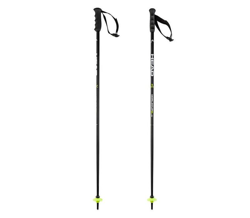 Head Worldcup SL Jr Ski Pole - (17/18)