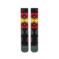 Stance Mens Sonora Sock Black -Blk (17/18)