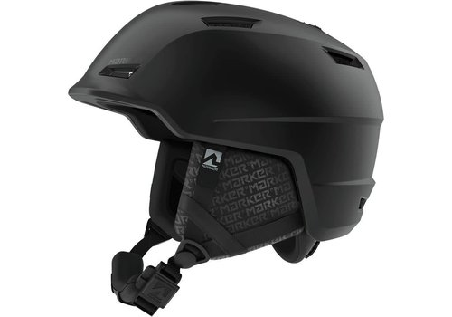 MARKER Marker Womens Consort W 2 Black Helmet - (17/18)