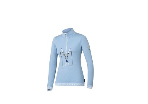 NEWLAND Newland Sirio Half Zip Light Blue/White (165)