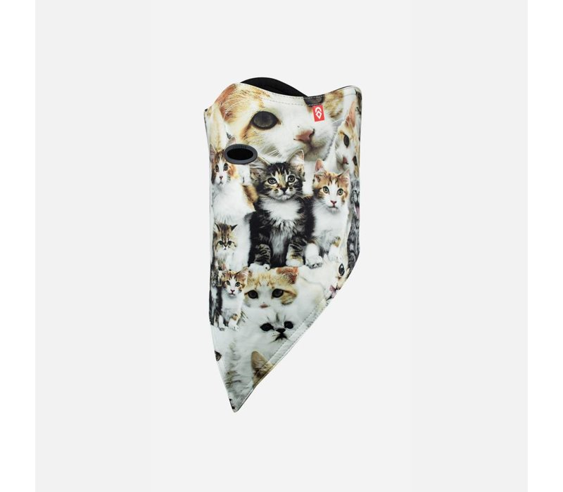 Airhole Facemask Standard 2 Layer Meow (MEOW)