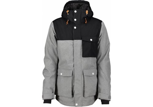 CLWR Wearcolor Horizon Jacket Grey Melange (801)