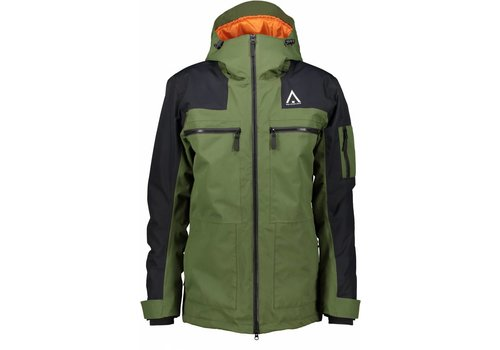 CLWR Wearcolor Frame Jacket Olive (533)