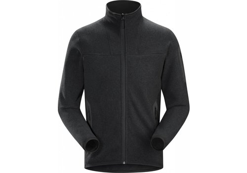ARC'TERYX Arc'Teryx Covert Cardigan Mens Black Heather
