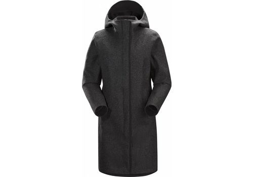 ARC'TERYX Arc'Teryx Embra Coat Womens Black Heather