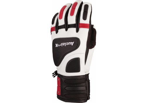 AUCLAIR Auclair Unisex Derailer Glove WHITE/RED (8104)