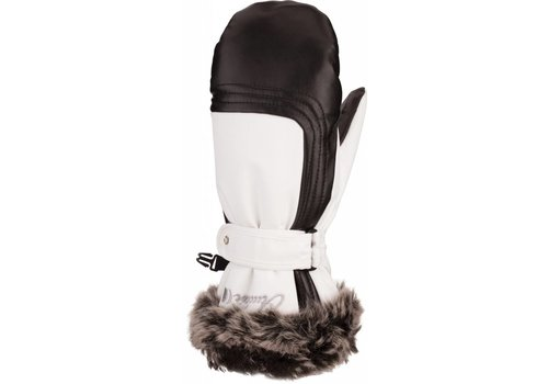 AUCLAIR Auclair Ladies Adrenalina Mitt WHITE/BLACK (8100)