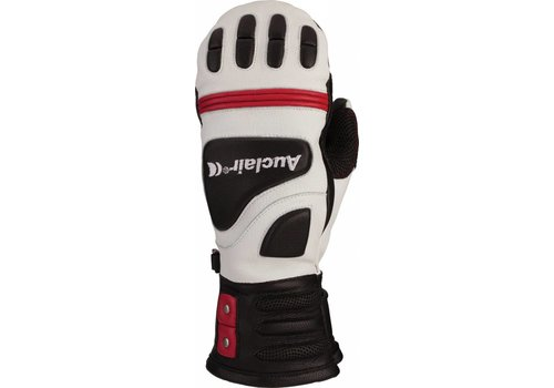 AUCLAIR Auclair Derailer Jr Mitt WHITE/RED (8104)