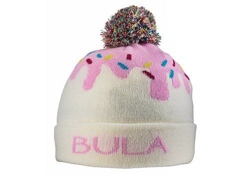 BULA BULA KIDS ICE CREAM BEANIE IVORY