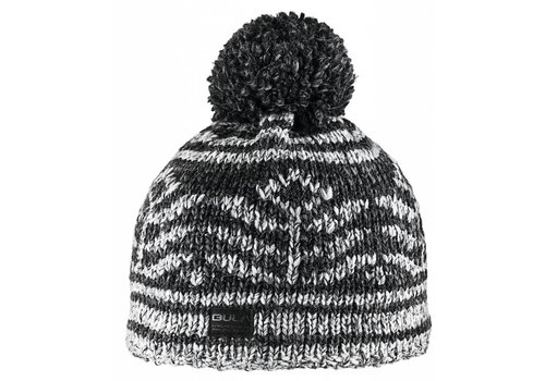 BULA BULA HIPPIE BEANIE HEATHER GREY