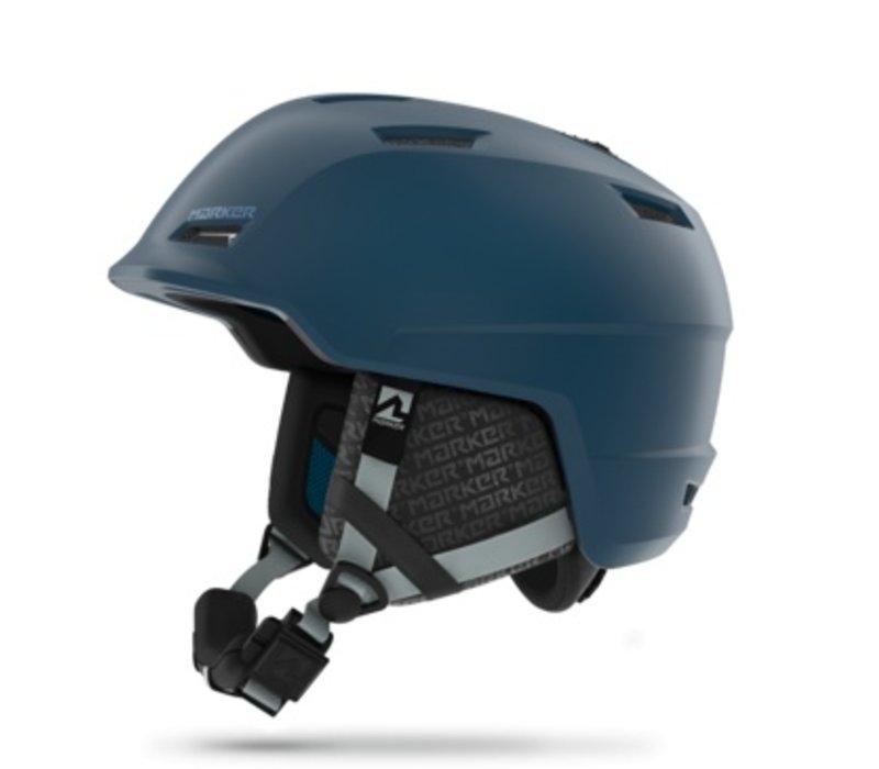 Marker Mens Consort 2 Blue Helmet - (17/18)