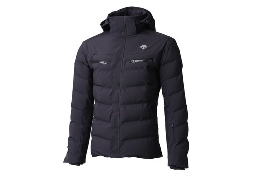 DESCENTE DESCENTE WINNTON JACKET BK(93)