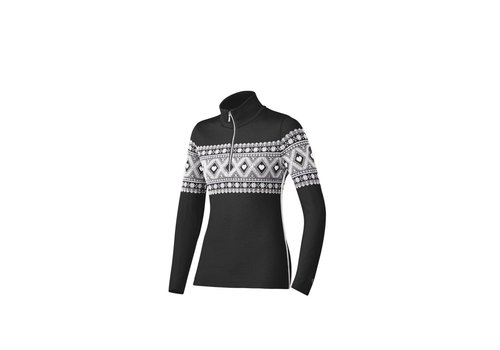 NEWLAND Newland Earth Half Zip Black/White (108)