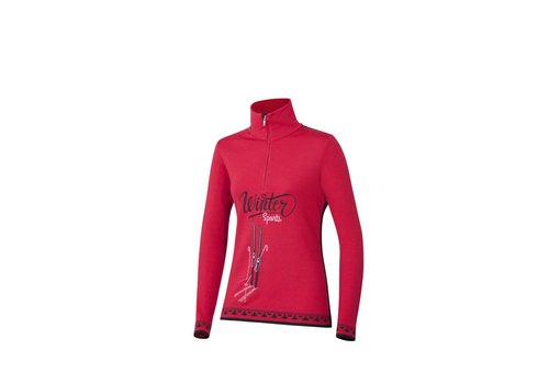 NEWLAND Newland Serenity Half Zip Red/Black (153)