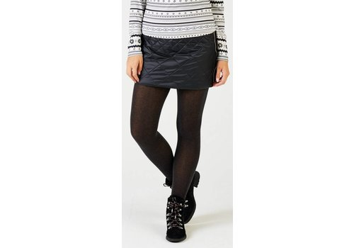 ALP-N-ROCK ALP-N-ROCK ZURICH CITY DOWN MINI SKIRT BLACK-BLK