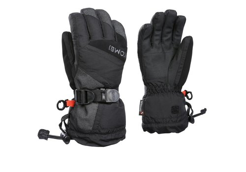 KOMBI KOMBI THE ORIGINAL JR GLOVE 1273 BLACK DENIM