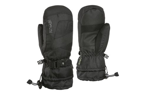 KOMBI KOMBI THE RACER JR MITT 100 BLACK