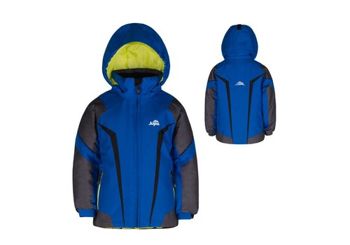 JUPA JUPA JUNIOR BOYS LOUKA JACKET VIKING BLUE-BL362