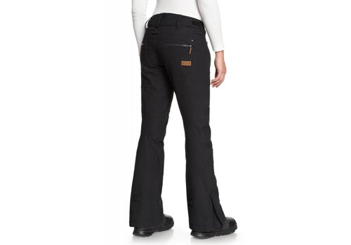 ROXY ROXY CABIN PANT    KVJ0  TRUE BLACK