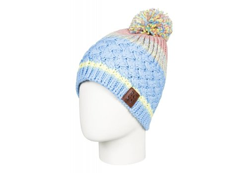 ROXY ROXY HAILEY BEANIE    BGB0  POWDER BLUE