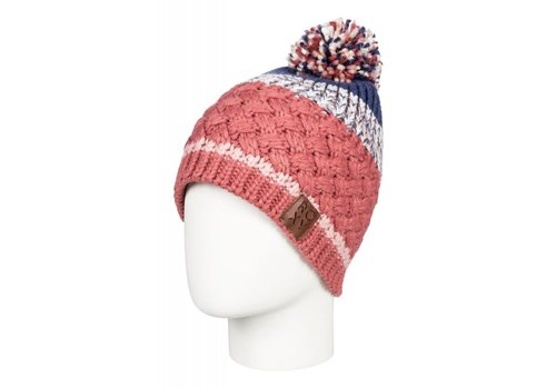 ROXY ROXY HAILEY BEANIE    MMR0  DUSTY CEDAR