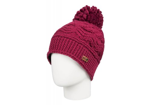 ROXY ROXY WINTER BEANIE    RRV0  BEET RED