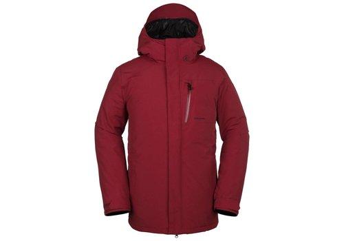VOLCOM VOLCOM L INS GORE-TEX JKT RED-RED (600)