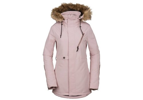 VOLCOM VOLCOM FAWN INS JACKET ROSE WOOD-ROS (609)