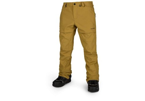 VOLCOM VOLCOM STRETCH GORE-TEX PNT RESIN GOLD-RSG (717)