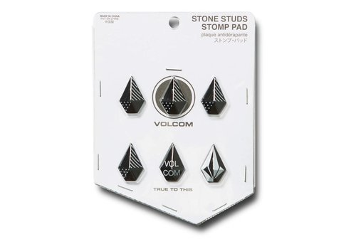 VOLCOM VOLCOM STONE STUDS STOMP BLACK-BLK (001)   EA
