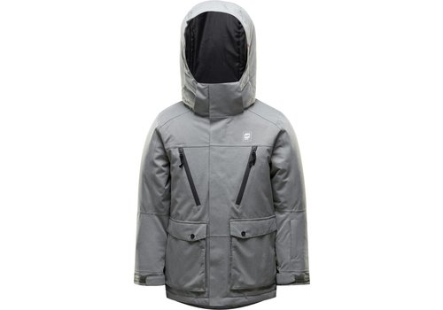 ORAGE ORAGE STORM JACKET HEATHER GREY-G108