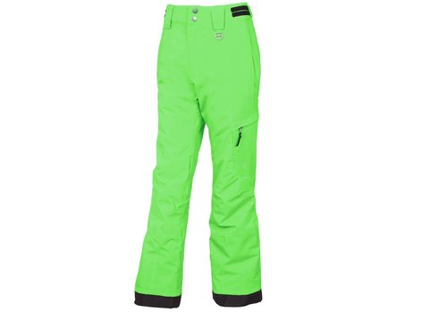 SUNICE SUNICE LASER PANTS - GREEN POP(611)