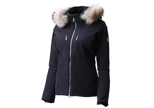 DESCENTE DESCENTE LAYLA JACKET BK(93)