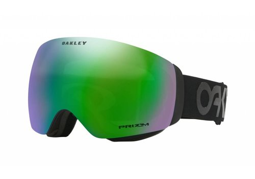 OAKLEY OAKLEY FLIGHT DECK XM FACTORY PILOT BLACKOUT W/PRIZM JADE IRIDIUM